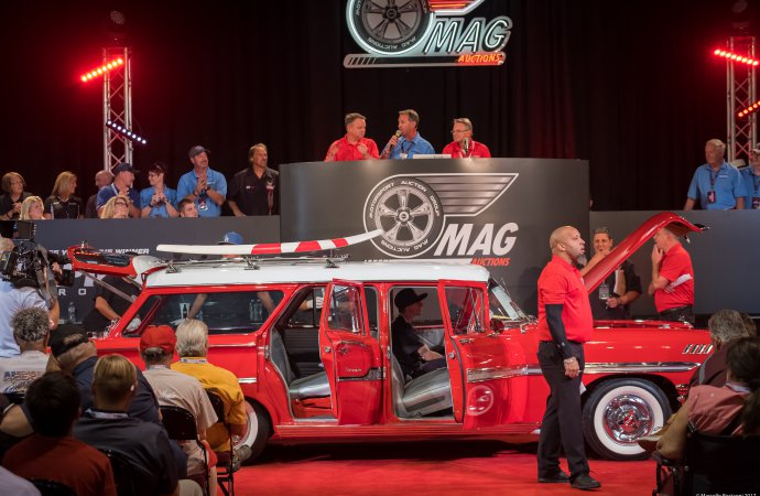 Silver Auctions Arizona joins Motorsports Auction Group