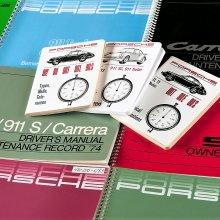 Porsche Classic reprints manuals, technical literature for 1952-2007
