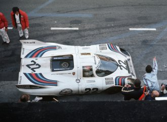Porsche celebrates 917 anniversary with 'Colors of Speed' exhibition