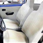 VW super beetle seats