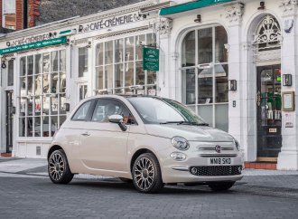 Fifi most popular name for Fiat 500 in the UK