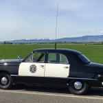 WSP Patrol Car – Photo Credit Seattle Metropolitan Police Museum (1)