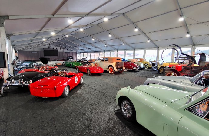 What Andy likes best at Bonhams Greenwich auction