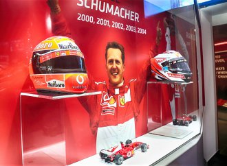 Michael Schumacher documentary set for December release