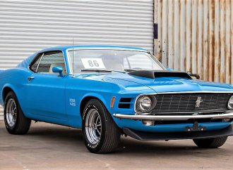 Ford muscle cars at Bonhams to be offered at no-reserve