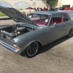 tampa 63 chevy II