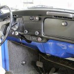 vw super beetle dashboard 1