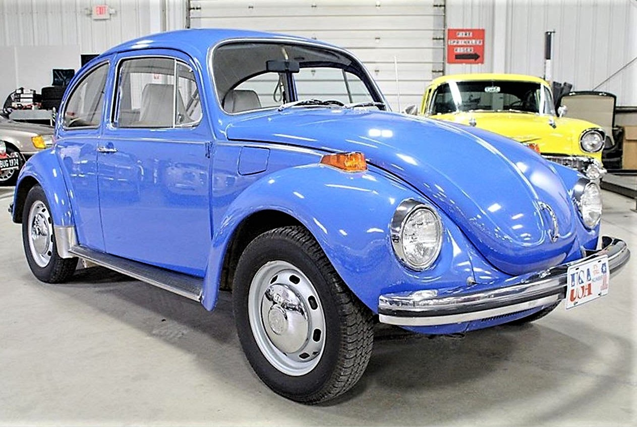 Usable classic VW Super Beetle that you could drive every day