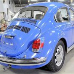 vw super beetle rear 1