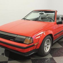 '85 Celica GTS is a top-down future classic