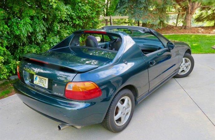 '95 Del Sol ready for another Margaritaville tour