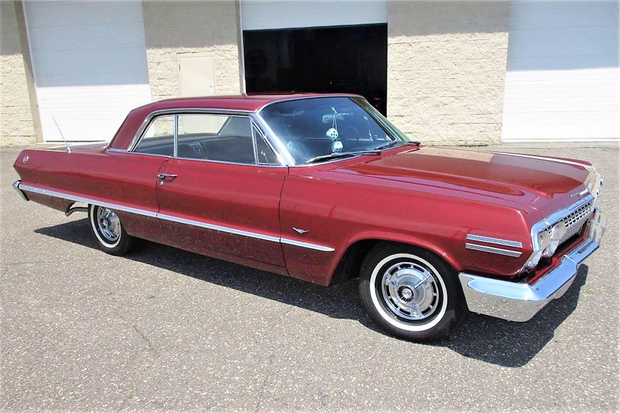 Kekurangan Impala 63 Spesifikasi