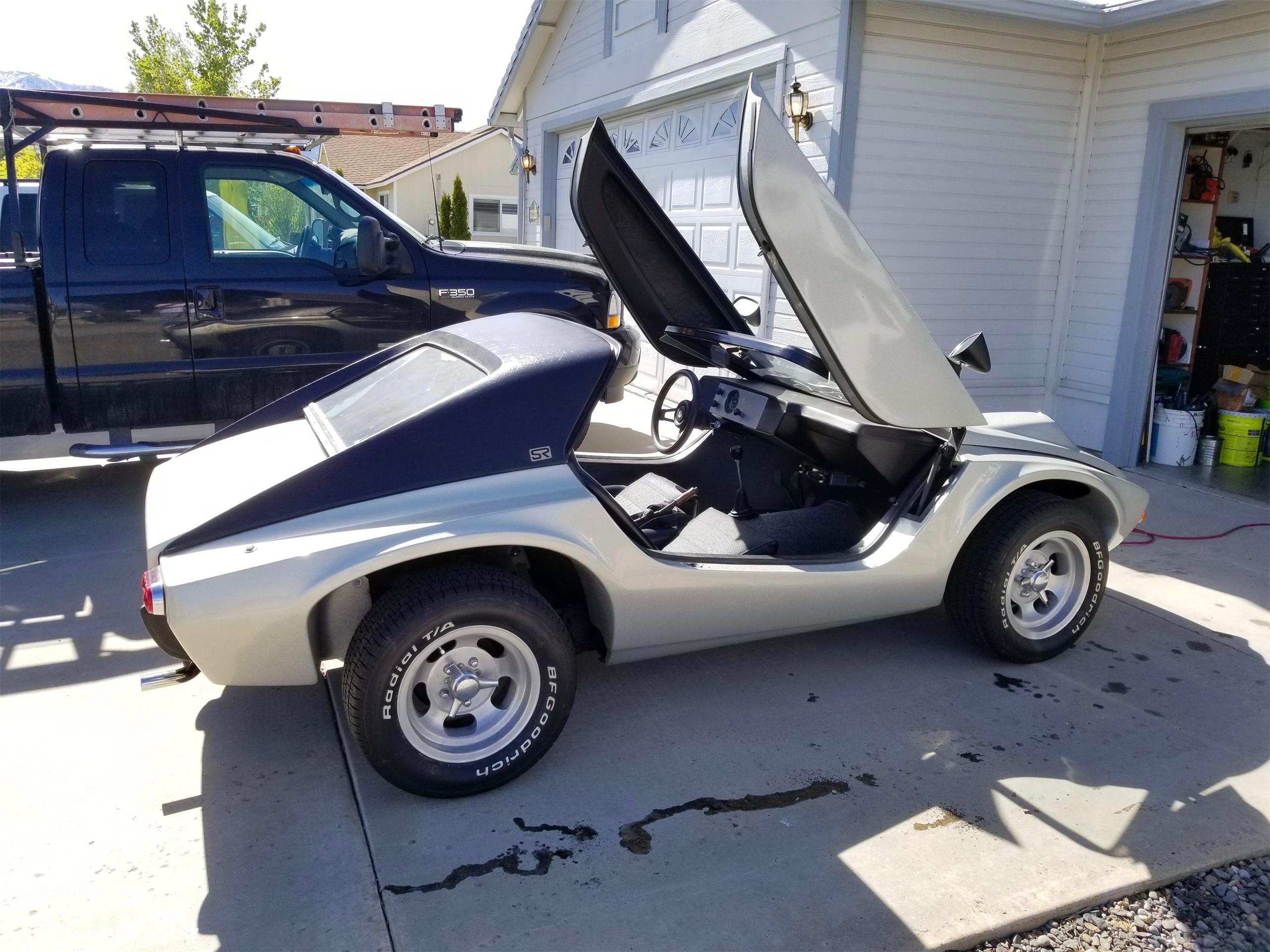 Meyers Manx, Meyers Manx SR2 has Targa-style roof, scissor doors, ClassicCars.com Journal