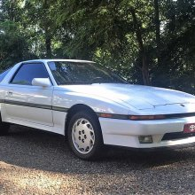 Third-gen 1986.5 Toyota Supra for sale by its original owner