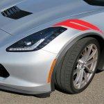 19 corvette gs detail