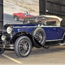 1931 Buick Sport Roadster chosen for AACA top Zenith Award