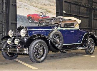 1931 Buick Sport Roadster chosen for AACA top Zenith Award