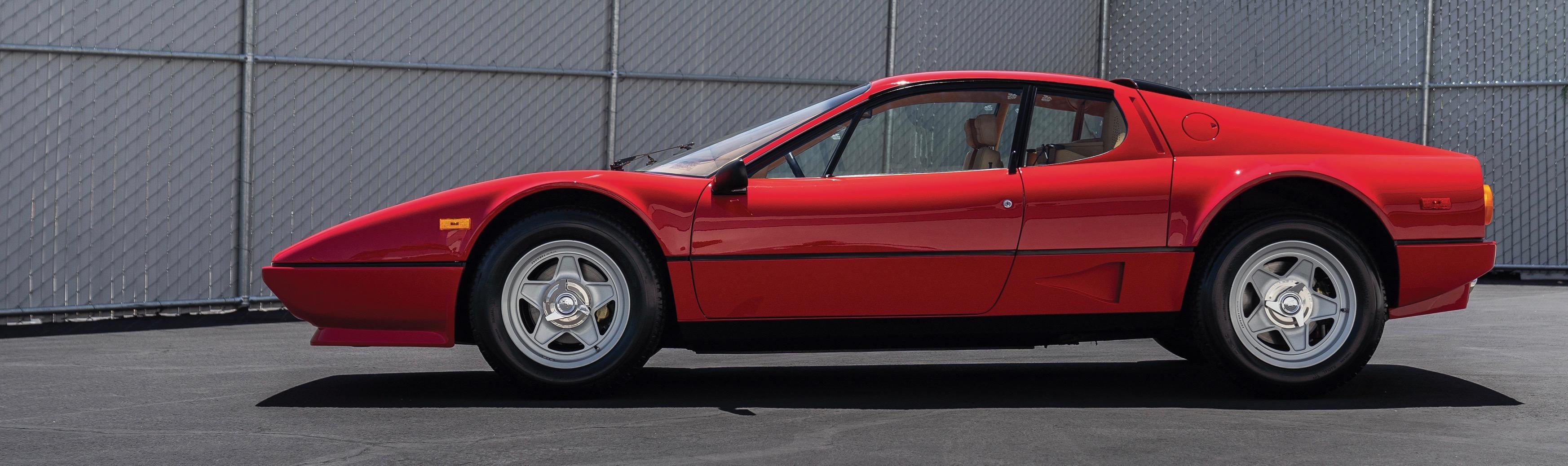 1985 Ferrari 512 BBi