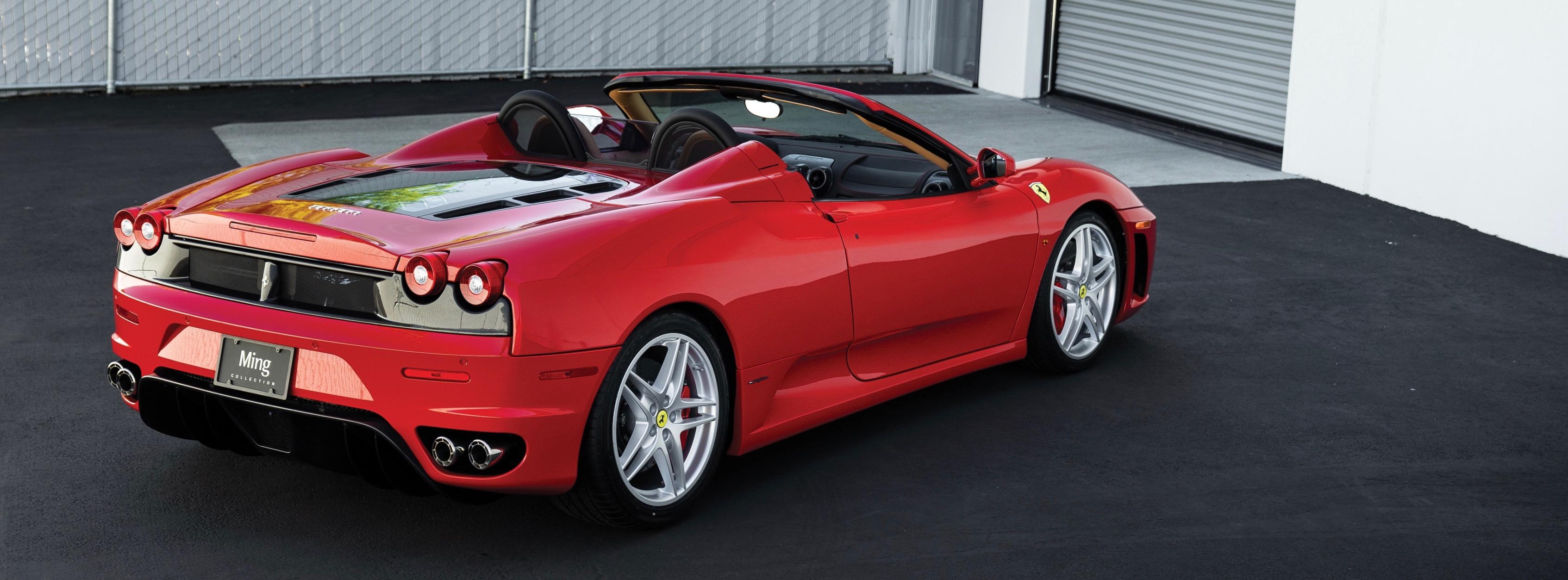 2007 Ferrari 430 Spider F1