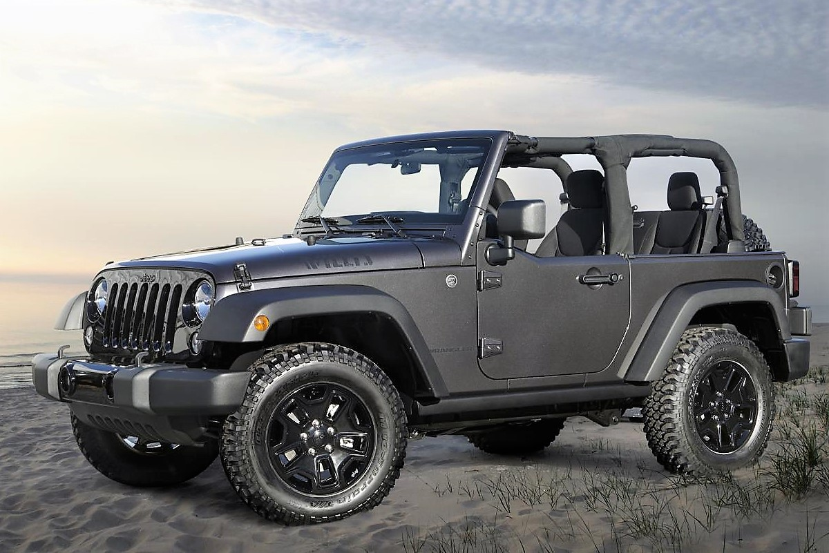 Best Jeep Wrangler >> Exploring The Best Of Jeep Wrangler And Cj Special Editions