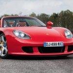 21 2006 Porsche Carrera GT