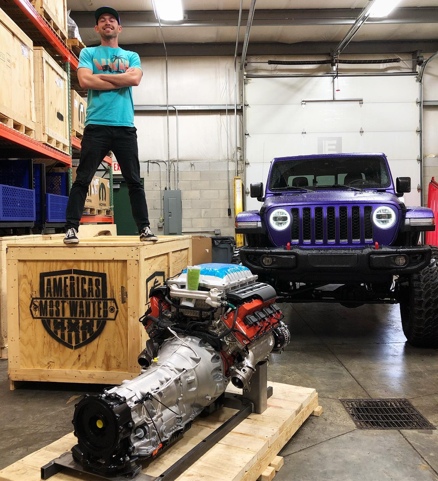 TheStradman and his Jeep Gladiator