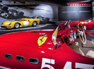New exhibition marks 90 years of Enzo Ferrari racing history