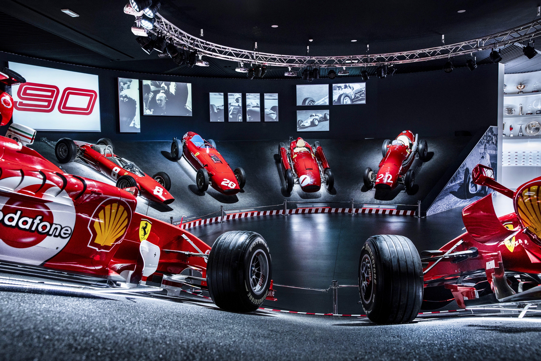 Ferrari, Ferrari Museum offers doubleheader of special exhibits, ClassicCars.com Journal