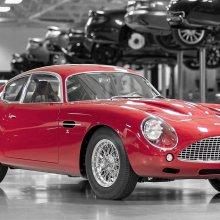 Aston Martin to debut DB4 GT Zagato Continuation at Le Mans