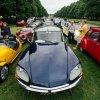 British Citroen owners celebrate the brand's centennial