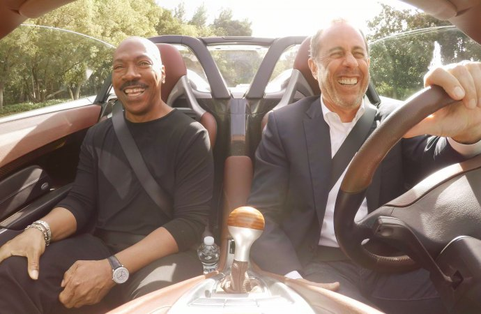 Seinfeld's 'Comedians in Cars' launches 11th season on July 19