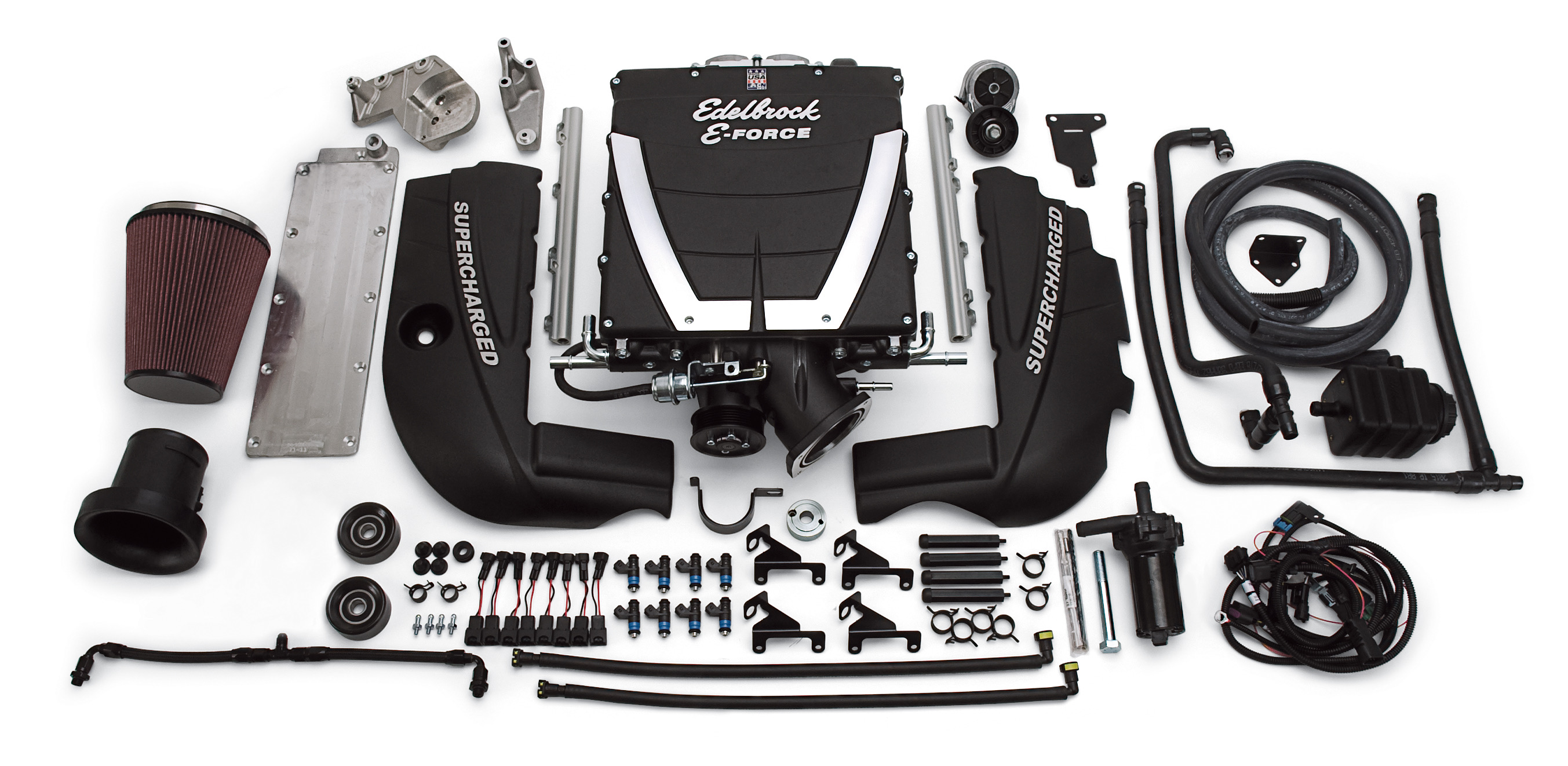 LS engine, Edelbrock now offers nearly 100 parts for LS engines, ClassicCars.com Journal