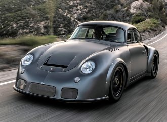 Latest Emory Porsche 356 Outlaw stretches the imagination