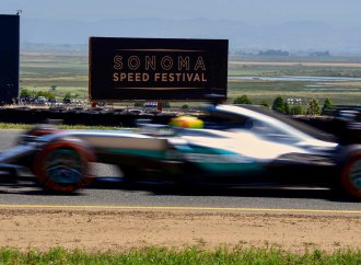 Sonoma Speed Festival features cars and cuisine