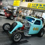 Fiat Altered-Lions tower #5852-Howard Koby photo