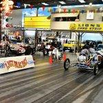 Last Drag Race at Lions #5845-Howard Koby photo