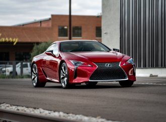 Driven: Is Lexus LC500 style worth the $100k price tag?
