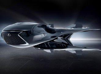 Newest Lexus: QZ 618 Galactic Enforcer