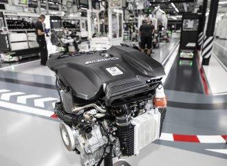 Mercedes-AMG launches 416-horsepower 4-cylinder engine