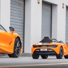 McLaren hopes to electrify 'next-generation' of drivers
