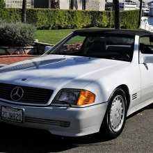 Classic Mercedes Benz For Sale On Classiccars Com On Classiccars Com