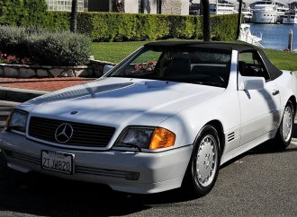 Later Mercedes 300SL makes the million-dollar difference
