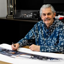 Gordon Murray unveils T.50 supercar details
