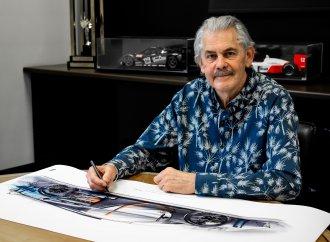 Gordon Murray unveils T.50 supercar details