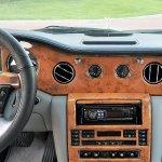 Rolls-Royce Seraph pick dash