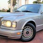 Rolls-Royce Seraph pick front