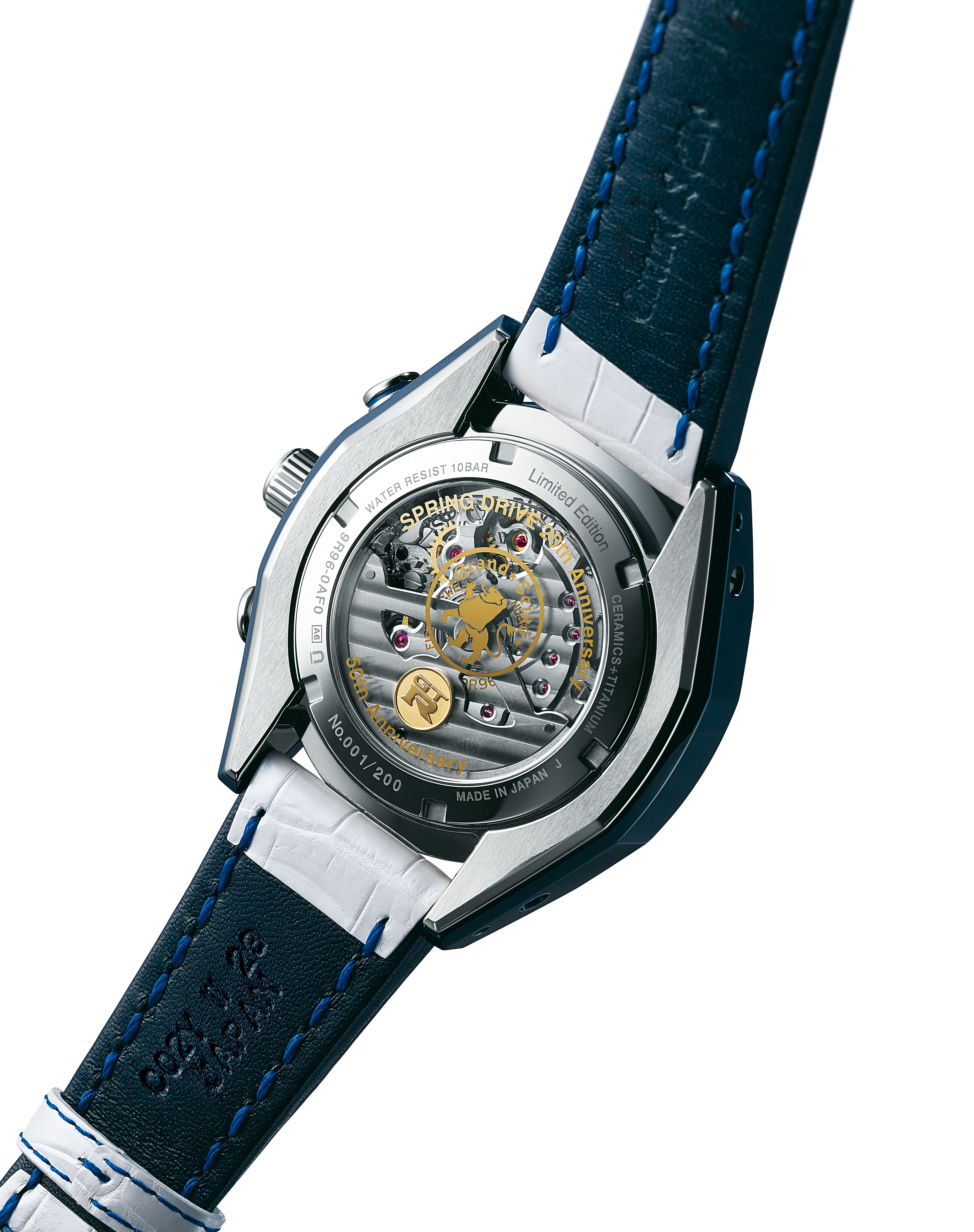 Nissan GT-R, Limited-edition watch celebrates 50 years of Nissan GT-R, ClassicCars.com Journal