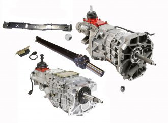 'Squarebody' Chevy trucks get Pro-Fit transmissions