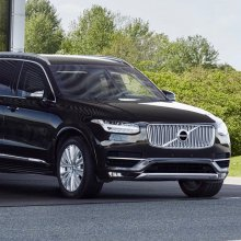 Volvo launches armor-protected XC90 vehicles