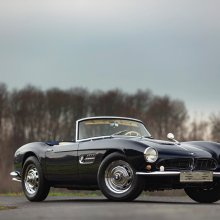 BMW 507, Z8 join 1952 Gordini on Chantilly auction docket
